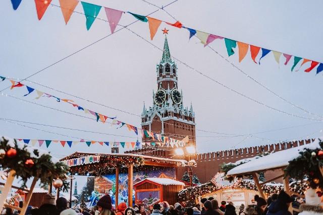 Pogoda w Moskwie. Sprawdź, kiedy warto lecieć