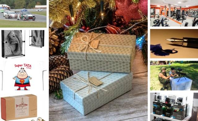To niemal zawsze dla większości z nas spory problem. Co kupić tacie na święta. Jaki prezent pod choinkę? Wiadomo, nie ma prezentu uniwersalnego - jeden tata ucieszy się z ciepłego szalika, inny zaś z karnetu na paintball . Prezentujemy kilkanaście propozycji na świąteczny prezent, zobacz je - kliknij w kolejne zdjęcie.