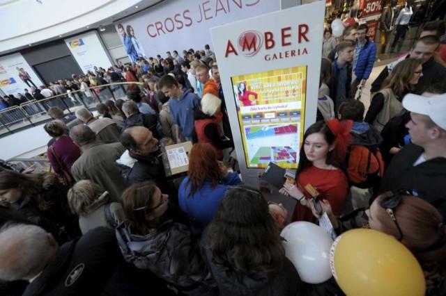 Otwarcie Galerii Amber w Kaliszu