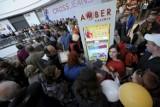 Galeria Amber w Kaliszu. Tak wyglądało otwarcie największego centrum handlowego w regionie. ZDJĘCIA