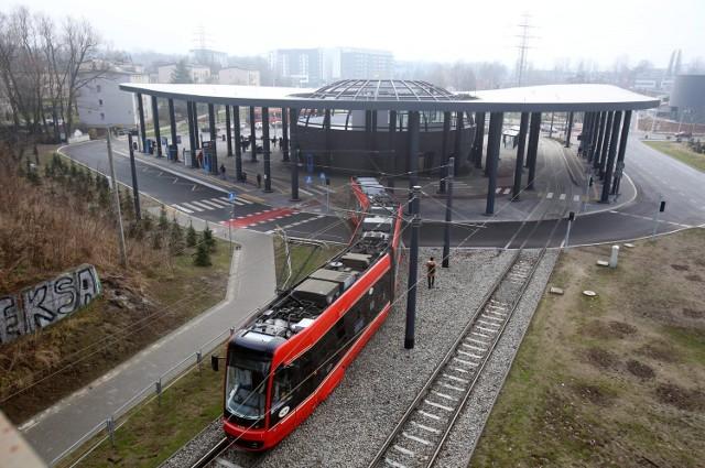 Centrum Przesiadkowe Brynów w Katowicach