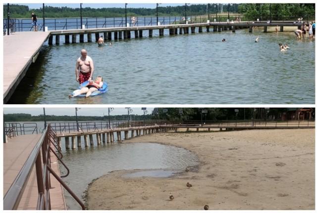 Jezioro Głębokie. Czy zniknie na dobre?