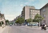 Ulica Warszawska w Zgorzelcu nie jest już do siebie podobna. Tramwaje w centrum miasta, stare budynki i mieszkańcy [ZDJĘCIA]