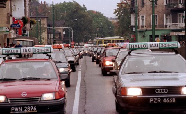 Poznań w roku 1998. Jaki był?  Kolejne zdjęcie --->