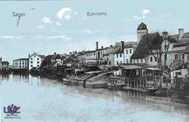 Zobaczcie niesamowite pocztówki z dawnego Żagania! Wielu z tych miejsc już nie ma, część zmieniła się nie do poznania