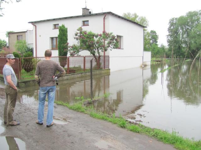 Powódź w Kaliszu w maju 2010 roku