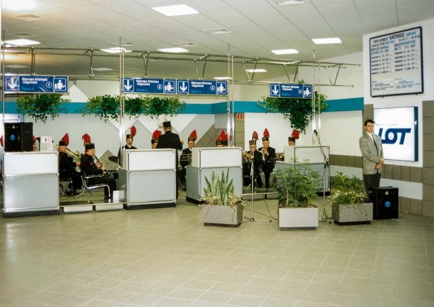 Terminal pasażerski. Rok 1994