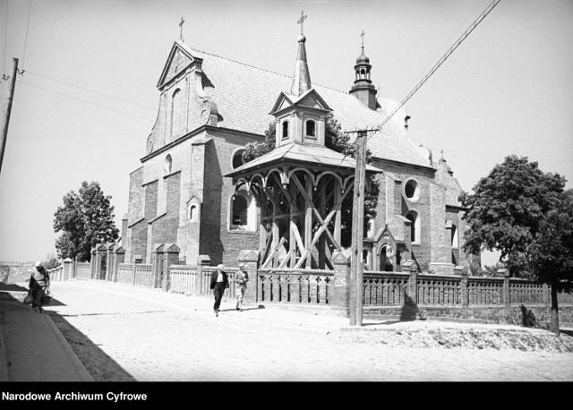 Archiwalne zdjęcia z Radziejowa i okolic