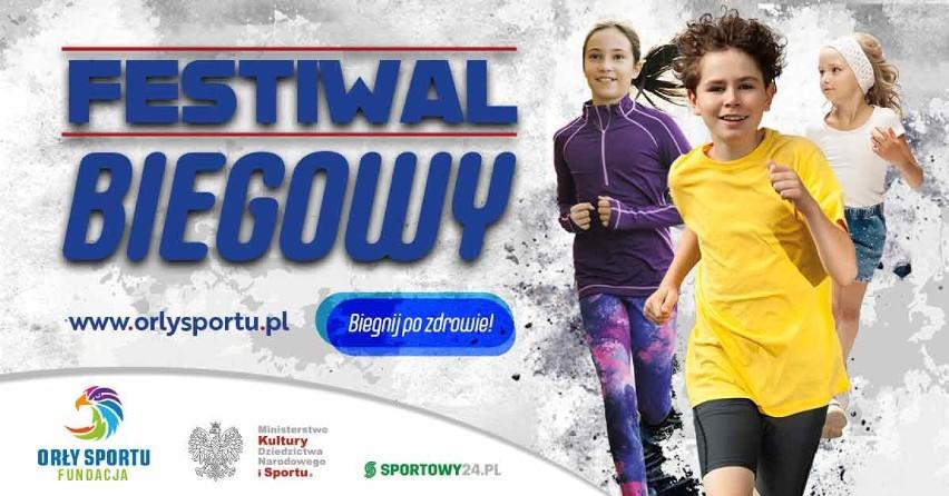 Na terenie całej Polski odbędą się Festiwale Biegowe dla uczniów szkół podstawowych