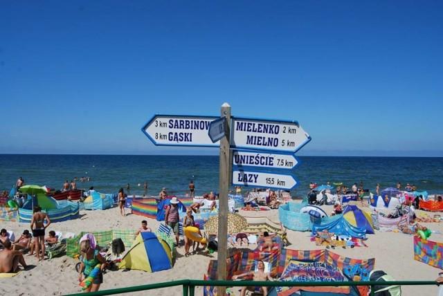 Ranking plaż nad Bałtykiem [TOP 15]. Tam mieszkańcy Włocławka i okolic jeżdżą nad morze.