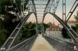 Te kładki łączyły oba brzegi Nysy Łużyckiej. Zobacz dawne mosty Zgorzelca i Goerlitz