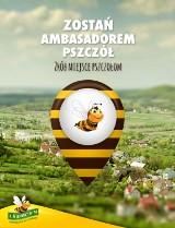 Zostań Ambasadorem Pszczół i zakładaj Strefy dla Pszczół!