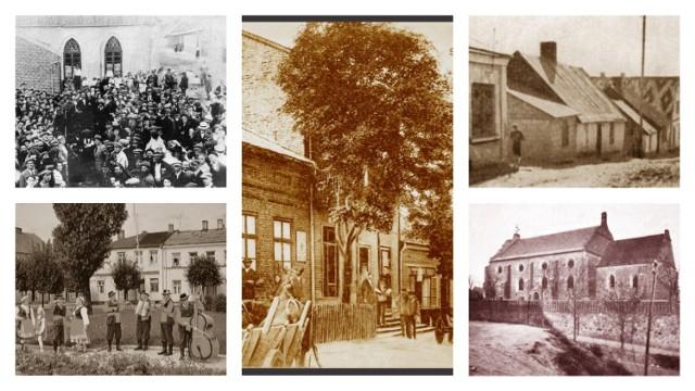 Archiwalne zdjęcia Radziejowa