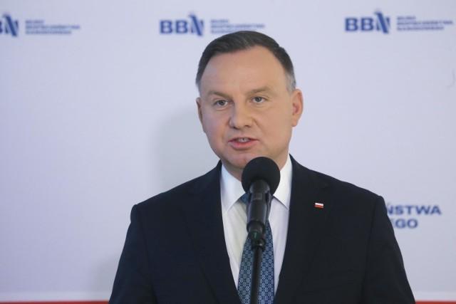Andrzej Duda: Jeśli będzie susza, rolnicy nie zostaną bez pomocy państwa