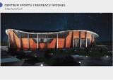 Tak może wyglądać aquapark i nowoczesna hala sportowa z torem kolarskim w Grudziądzu