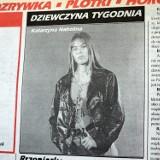 Pamiętacie dziewczyny Tygodnika Głogowskiego? Zobaczcie piękne głogowianki sprzed lat. ZDJĘCIA