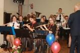 40-lecie Orkiestry Dętej przy Ochotniczej Straży Pożarnej w Kobylinie [ZDJĘCIA + FILM]