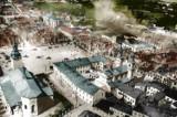Tak Niemcy chcieli odbudować zbombardowany Wieluń. Wizja czołowego architekta III Rzeszy ARCHIWA