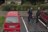 Mieszkańcy Rąbina przyłapani przez Google Street View! Zobacz zdjęcia mieszkańców Inowrocławia