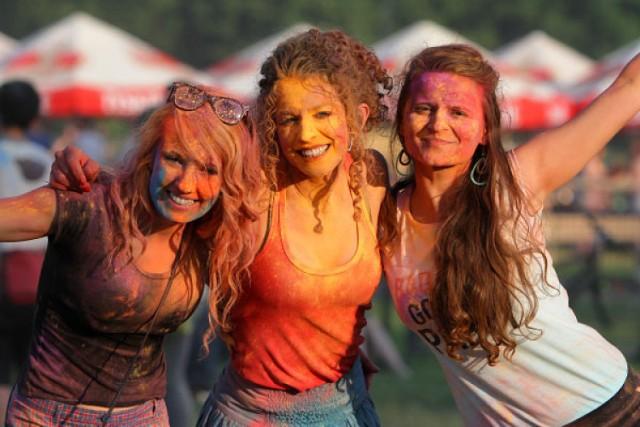 Kraków. Festiwal Kolorów 2015 zawita 13-14 czerwca na Błonia Zabierzowskie [za darmo, program]
