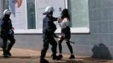 Protest kibiców w pobliskim Głogowie! Brutalna akcja policji. Byliście? Widzieliście?