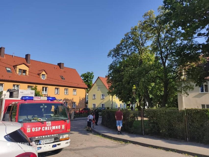Zakup  samochodu ratowniczo-gaśniczego dla OSP Chełmno to...