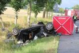 Śmierć 3 osób osądzono w Sądzie Rejonowym w Sławnie. Zapadł wyrok dla kierowcy ZDJĘCIA