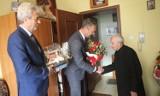 100. urodziny księdza Franciszka Hanka z Mielca