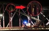 Miarka się przebrała! Mężczyznę, który notorycznie wchodzi na most w Głogowie czeka kara?