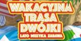 Wygraj bilety na koncert Wakacyjnej Trasy Dwójki w Ostródzie! [WYNIKI]