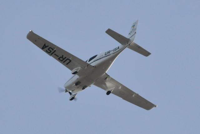 Samoloty nad naszymi głowami. Łukasz Szewczyk ze Zbąszynka fotografuje maszyny, które latają nad naszymi głowami