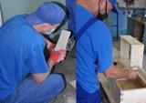 Trzebinia. Więźniowie uczą się fachu stolarza i wykończeniówki. Przechodzą kursy zawodowe