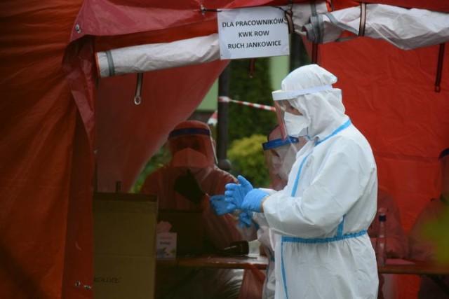 931 nowych przypadków zakażenia koronawirusem w Kujawsko-Pomorskiem