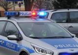 Tragiczny wypadek pod Nowogrodem Bobrzańskim. Nie żyje 19-letni kierowca busa. Auto wypadło z drogi i koziołkowało