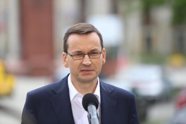 Premier Morawiecki: Szansa na normalność wiedzie przez tysiące inwestycji według Planu Dudy