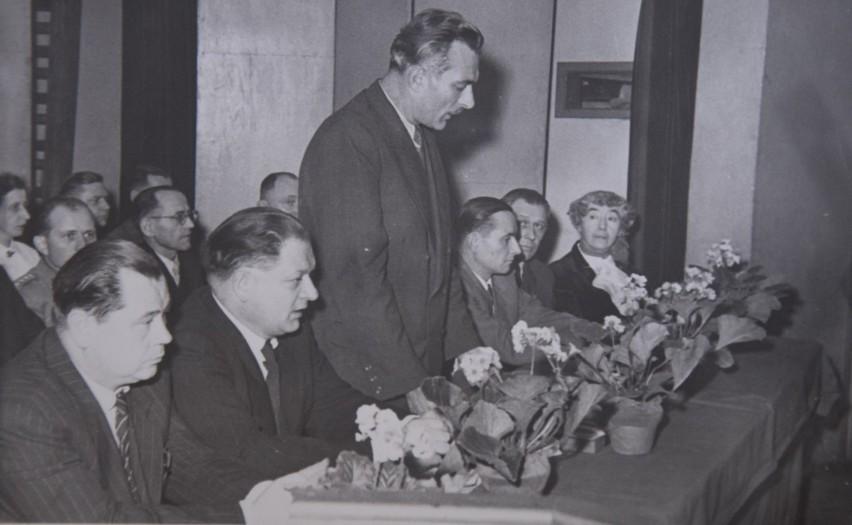 Dzień nauczyciela w 1958 r.