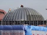 Planetarium Wenus w Zielonej Górze działa już sześć lat. Pamiętacie, jak powstawał budynek z charakterystyczną kopułą?