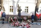 Obchody 101 rocznicy Powstania Wielkopolskiego w Wolsztynie - 5 stycznia 2020. Oddali hołd bohaterom Powstania Wielkopolskiego [Zdjęcia]