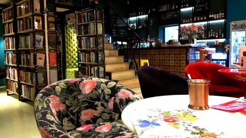 Kawiarnia Literacka położona jest w samym sercu starego...