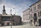 Lubliniec blisko 100 lat temu - tak wyglądał w kolorze! Budynki, ludzie... Zobacz te fotografie - pokolorowaliśmy je