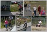 Google Street View na wsiach w okolicach Włocławka [zdjęcia]