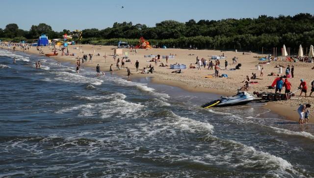 Czy temperatura wody w Bałtyku jest dzisiaj dobra do kąpieli? Sprawdź
