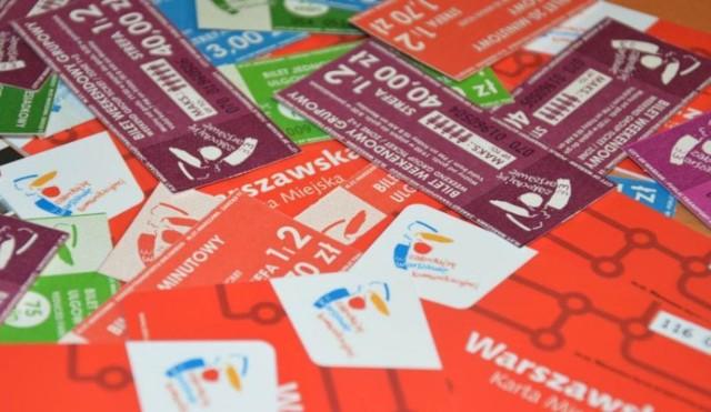 Tańsze bilety w ZTM. Wchodzą bilety grupowe, trzydniowe i konferencyjne