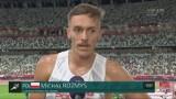 Nasi w Tokio! Michał Rozmys, wychowanek żarskiego Agrosu, pobił rekord życiowy na igrzyskach olimpijskich!