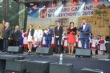 Dożynki w gminie Gołuchów. Święto plonów na terenie Gołuchowskiego Ośrodka Turystyki i Sportu! [ZDJĘCIA]