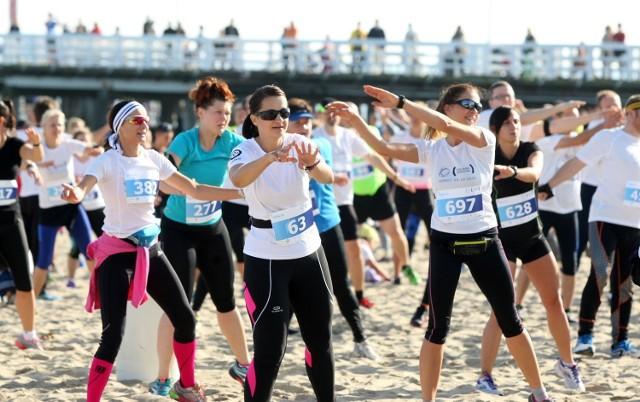 W sobotę w Sopocie biegacze mogli sprawdzić się na dystansie 5 km