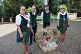 Gmina Chodzież: Dożynki 2020. Rolnicy dziękowali za plony w kościele Nawiedzenia Najświętszej Marii Panny