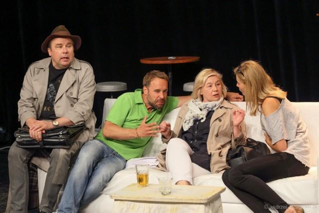 """Teatr Capitol, bilety na spektakl """"Przekręt (nie)doskonały"""" mogą być Twoje"""