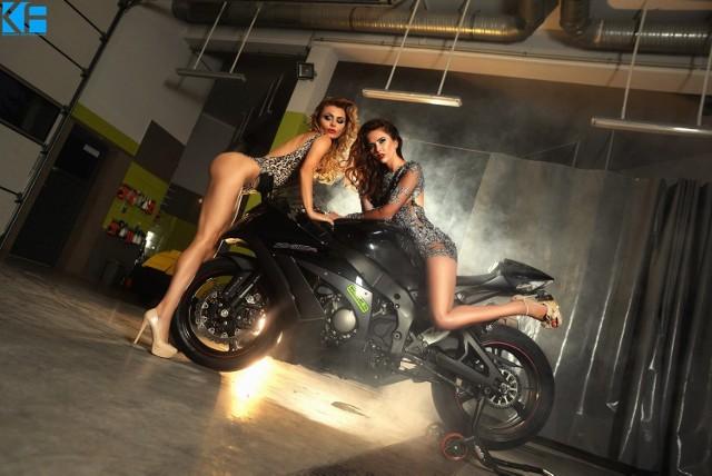 Sesja fotograficzna promująca VI Mazurski Moto Show