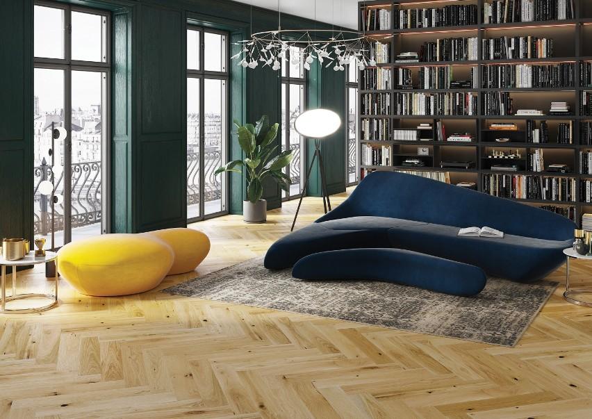 Podłoga Drewniana Idealne Rozwiązanie Do Każdego Wnętrza